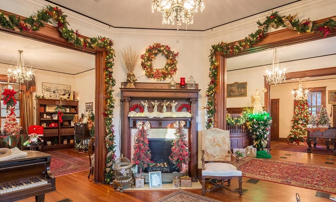 """Fort Myers Woman's Community Club Presents Holiday House 2020: """"Winter Wonderland"""""""